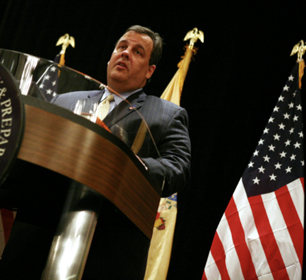 Chris Christie, head of President's Commission on Combating Drug Addiction and the Opioid Crisis
