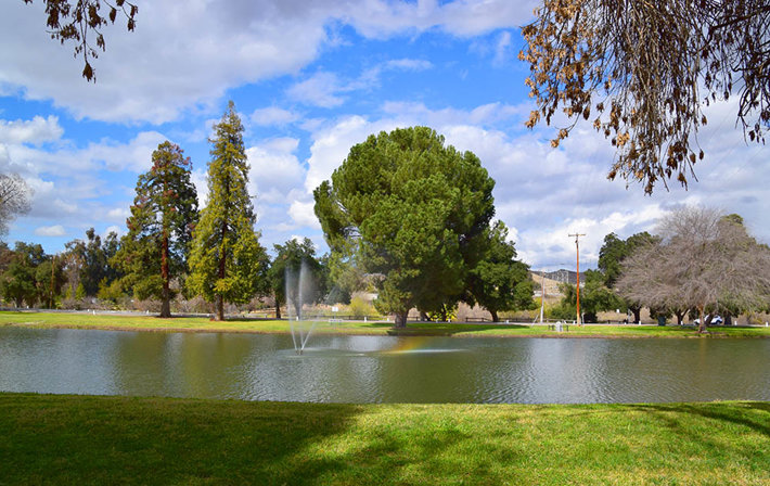 park in Bakersfield California